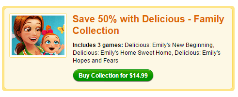 Game Collection Offer Example