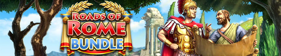 Roads of Rome Bundle