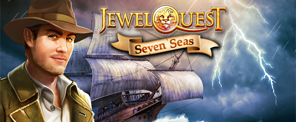 Jewel Quest: Seven Seas
